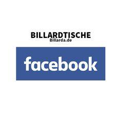 Wir sind jetzt auch bei Facebook vertreten: https://www.facebook.com/Billarda-1700077246944689/
