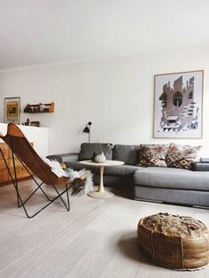 scandinavian retreat.: Danish apartement