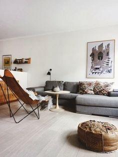 scandinavian retreat.: Danish apartement