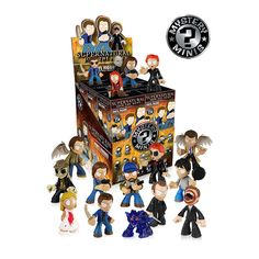 Supernatural Mystery Minis - Blind box figures from Funko
