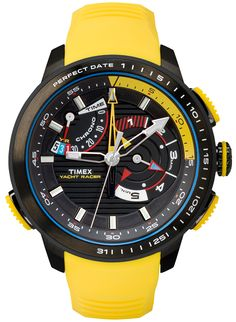 56ae4d38afd2 Timex Cuarzo Inteligente TW2P44500 IQ Yacht Racer Reloj