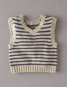 @BodenClothing Tank Top Oyster/Dusty Blue