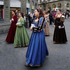 Festival of San Giovanni, patron saint of Florence- 24june_florence