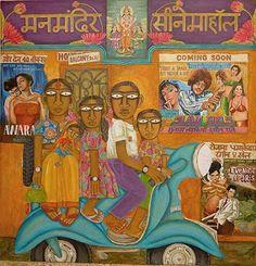 artnlight: The Colourful world of Nilofer Suleman