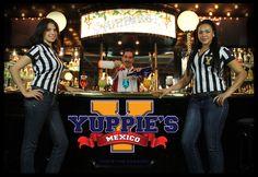 "Yuppie's ""Taste the Passion""   México City"