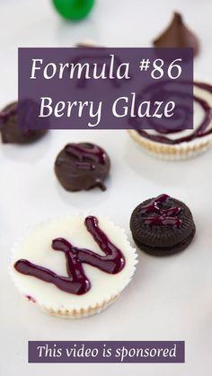 Holiday Treats, Halloween Treats, Just Desserts, Dessert Recipes, Comida Keto, Sweet Sauce, Cupcake Cakes, Cupcakes, Frosting Recipes