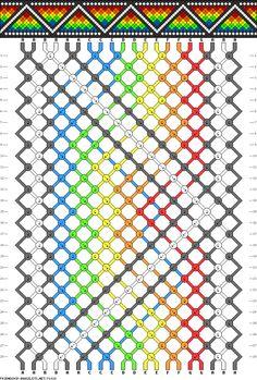 Pattern #embroiderybracelets