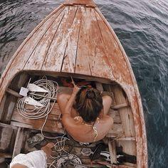open seas, open mind