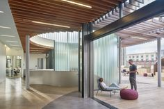 Image 21 of 27 from gallery of Kapor Center for Social Impact / Fougeron Architecture. Photograph by Bruce Damonte