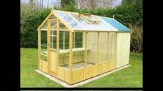 Bildresultat för Greenhouse/shed