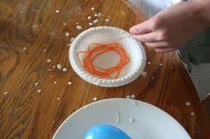 Easter Egg Garland » Crafty Endeavor