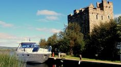 Secret Ireland Escape on Lough Derg Sit Back, Canoe, Sailing, Ireland, Cruise, Boat, Water, Water Water, Cruises