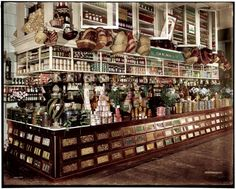 detroit s broadway 1910 detroit store detroit market detroit detroit days history vintage photos the vintage postcards photos vintage photographs antique furniture apothecary general store candy