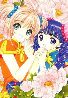 Sakura y Tomoyo // Cardcaptor Sakura