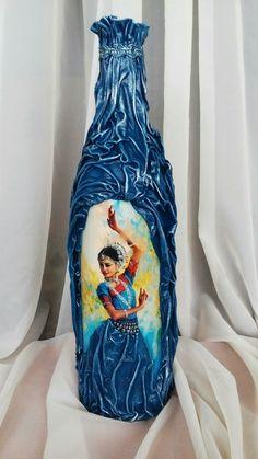 Бутылка Восточная красавица