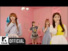 Very catchy and I think the MV is funny. Oh my girl- liar liar.
