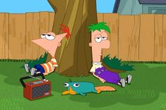 Disney: 10 Great Phineas And Ferb Memes That Are Too Funny Cartoon Crazy, Cartoon Shows, Cartoon Characters, Disney Cartoons, Disney Movies, Milo Murphy, Phineas And Ferb Memes, Famous Duos, Perry The Platypus