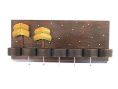 Handmade in Prince Edward Island, Canada. Reclaimed Wood Furniture, Salvaged Wood, Key Rack, Prince Edward Island, Night Skies, Creative Inspiration, Sky, Wall, Handmade