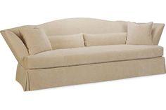 Lee Industries 4793-03 Italian Sofa