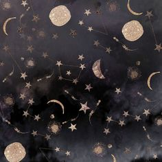 Constellations Duvet Cover by Nikkistrange   Society6