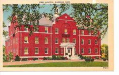 Tobey Hospital, Wareham, MA, 1930's