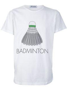 TRIPLE MAJOR BADMINTON T-SHIRT