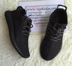 54d232e43e66a Top quality 7th batch Adidas yeezy boost 350 pirate black original version