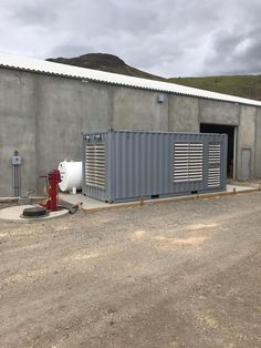 Here's the unit we prepped for a customer in the BC Interior from a bare container. For more information on Generator Solutions, please give us a call at: 1-604-746-0606  #generatorsolutions #generatorhousing #generatorsuppliers #generators #generatorspecialists Generators For Sale, Container, Home Appliances, The Unit, Interior, House Appliances, Indoor, Design Interiors, Appliances