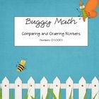 Comparing and ordering numbers to 1000 Students will love these insect themed math workstations. These workstations are a great way to assess student growth with number sense - comparin. School Themes, School Fun, School Ideas, School Stuff, Summer School, Math Resources, Math Activities, Classroom Resources, 3rd Grade Math