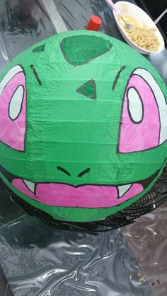 And this.  #pokemonDIY #pokemonpartyideas #pokemon #pokemondecorations #party Pokemon Photo, Pokemon Go, Pikachu, Pokemon Birthday, 8th Birthday, Birthday Parties, Halloween Crafts, Halloween Decorations, Pumpkin Crafts