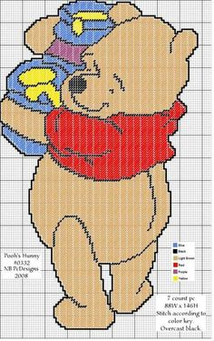 POOH'S HUNNY by NB PcDesigns
