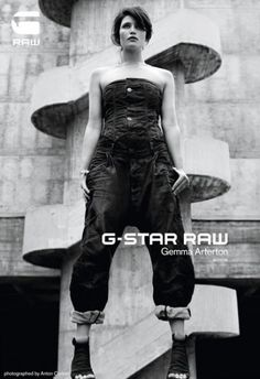 G-Star Raw by Anton Corbijn