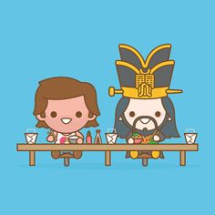 """SDCC 2015 - 100% Soft """"Big Lunch in Little China"""" Print"""