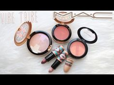 MAC Vibe Tribe Collection — Full review, swatches and dupes!