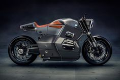 Concept cars are a dime dozen these days, but it's not everyday we see a 2-wheeled concept stamped with a German auto maker's badge. 3D modeler Jans Slapin