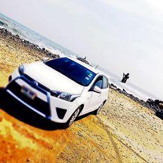 YARIS on the beach.  Photo Credit: @patriarkch  #sawasdeecar #rentalcar #bangkok #thailand #travel #holiday #beach #vacation #leisure #traveler #cars #toyota #yaris #amazingthailand Bangkok Thailand, Thailand Travel, Holiday Beach, Car Rental, Photo Credit, Toyota, Vacation, Cars, Instagram