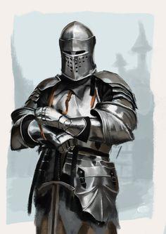 Armor study, Alex Lazar on ArtStation at https://www.artstation.com/artwork/armor-study-9f8cbd11-9479-4b5f-9908-024e8bf4d514