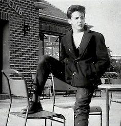 young(er) Paul cuz he's ageless