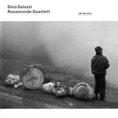 ECM Cover Art - Dino Saluzzi – Rosamunde Quartett