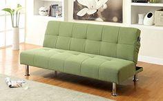 Original Futon Sofa Contemporary *** For more information, visit image link.