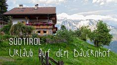 Relaxing pur, so eine Woche Urlaub auf dem Bauernhof in Südtirol. Berg-Panorama-Blick inklusive. Die Kinderbetreuung übernehmen die Kühe im Kuhstall <3