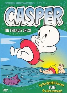 Casper the Friendly Ghost: By the Old Mill Scream [DVD]