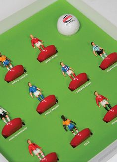 Shoot First - Hand-painted Subbuteo compatible figures for sale,http://www.subbuteocollectables.co.uk/