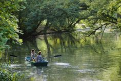 Canoe in Bois de Vincennes.  They also have free concerts here in the summer! #75012