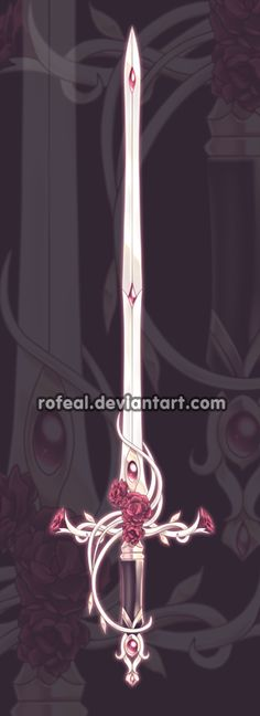ExtraWeapon by Rofeal on DeviantArt - Katana Fantasy Sword, Fantasy Art, Arte Dark Souls, Arte Fashion, Cool Swords, Sword Design, Anime Weapons, Weapon Concept Art, Deviantart