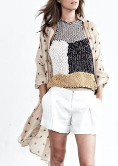 Dannika Zen knit