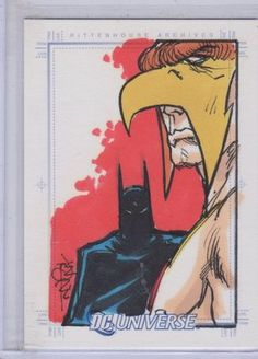 Great sketch card