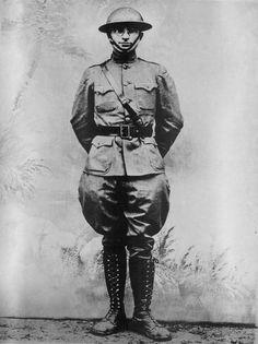 Truman in France, 1918