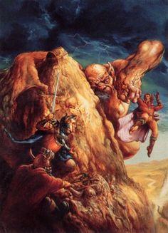 Livre de donjons et dragons d'érotique