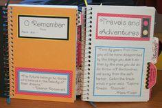 Twist on a Journal